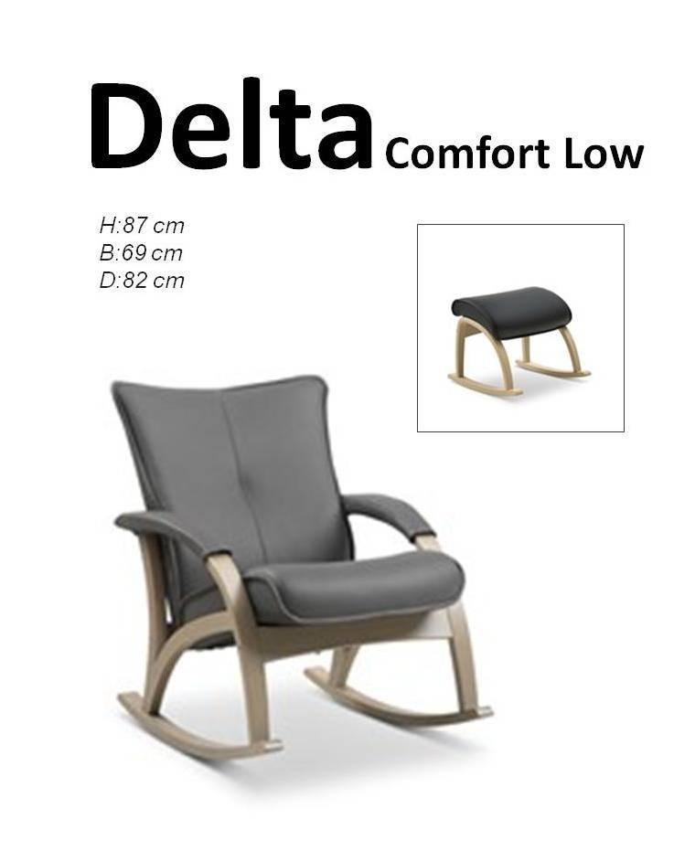 Delta Comfort low