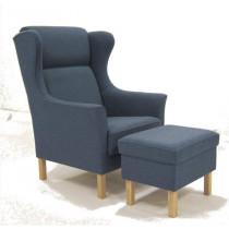 103 XL Øreklap stol