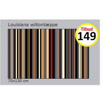 Louisiana wilton  70 x 130