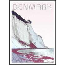 DK Møns klint m/ ramme