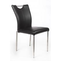 Cape stol læder