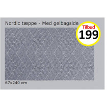 Nordic Løber 67 x 240