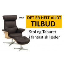 Wave Plus med taburet
