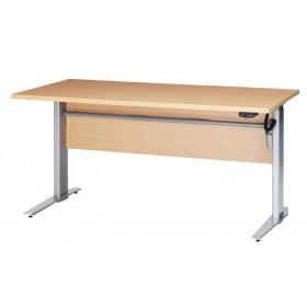 Prima skrivebord m/ el-hejs