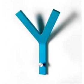 Y-knage-Blå Lak